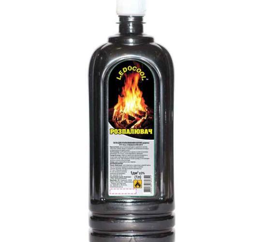 Разжигатель для угля (жидкость) TM LEDOCOOL  1 л.
