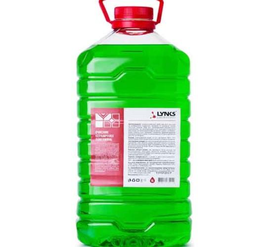 Очиститель керамических поверхностей ТМ LYNKS LABORATORIES 5 л.