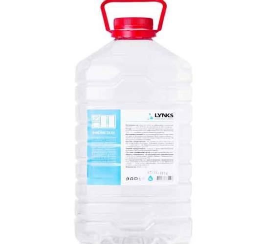 Очиститель для стекла ТМ LYNKS LABORATORIES, 5л.