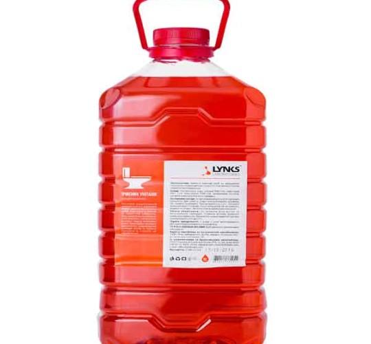 Очиститель унитазов с запахом розы ТМ LYNKS LABORATORIES 5 л.