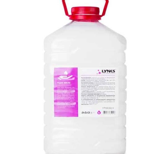 Жидкое мыло Ландыш ТМ LYNKS LABORATORIES 5 л.
