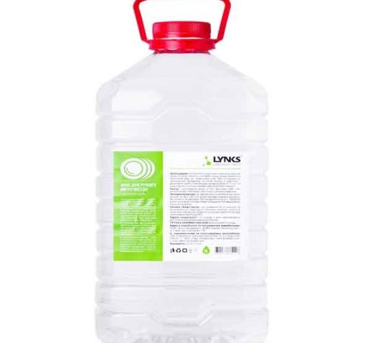 Средство для ручного мытья посуди из Алое ТМ LYNKS LABORATORIES 5 л.