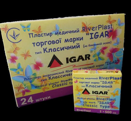 Пластир медичний RiverPlast