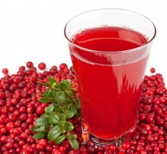 Концентрированный сок красной смородины