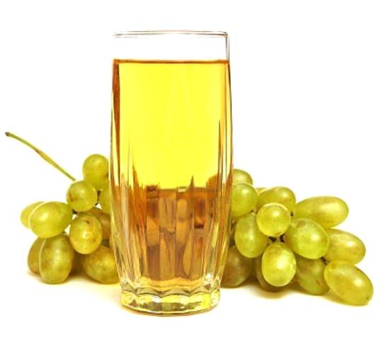 Концентрированный виноградный сок (белый виноград)